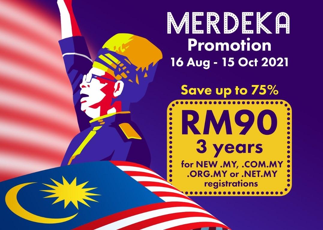 Mynic Merdeka Promotion 2021